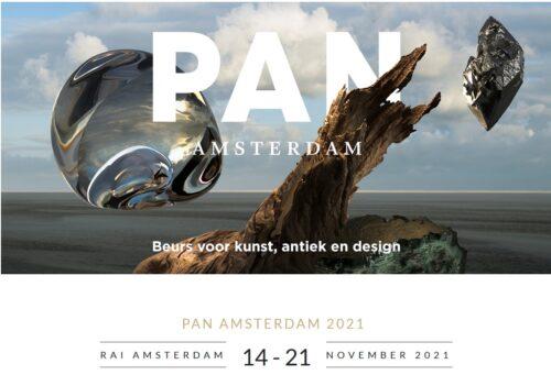 sabine eekels staat op de PAN Amsterdam 2021